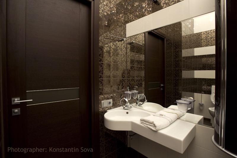 фотосъемка интерьера, фото ванной