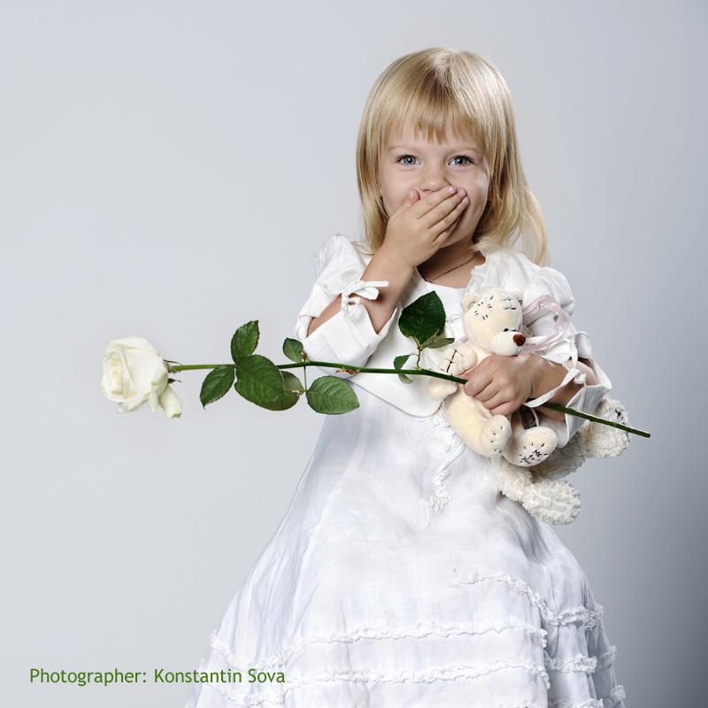 детская фотография, Киев