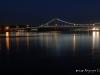 Киев, Московский мост ночью