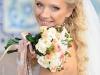свадебные прически 3