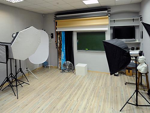 Фотостудия К.Совы, Все необходимое для профессиональной фотосъемки
