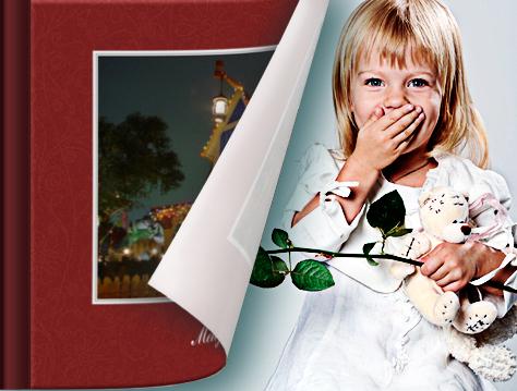 свадебная фотокнига – printbook 30 на 30 см