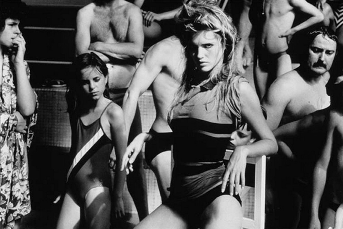 Хосе Ферратер. Портрет, ads, fashion фото