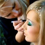 макияж глаз, визажист
