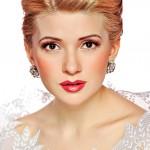 свадебный макияж-Юлия Королевич 2