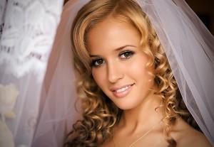 свадебный макияж визажиста Юлии Королевия. Фотограф Константин Сова
