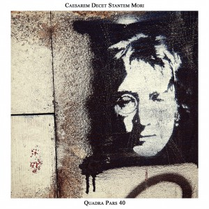 фотовыставка Verum In Quadratum  Джон Леннон