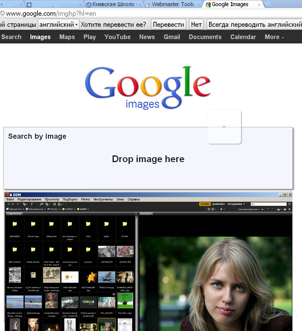 поиск в гугле по фотографиям