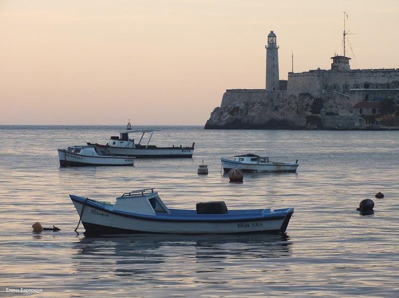 Фототур на Кубу. Елена Бартощук